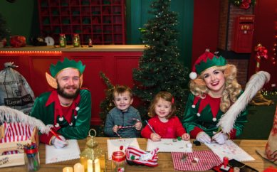Belfast One launches Santa's Post Office