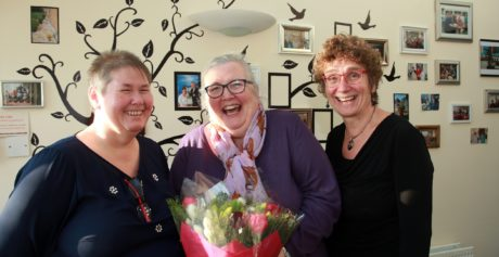 Choice celebrates 30th anniversary of local sheltered housing scheme