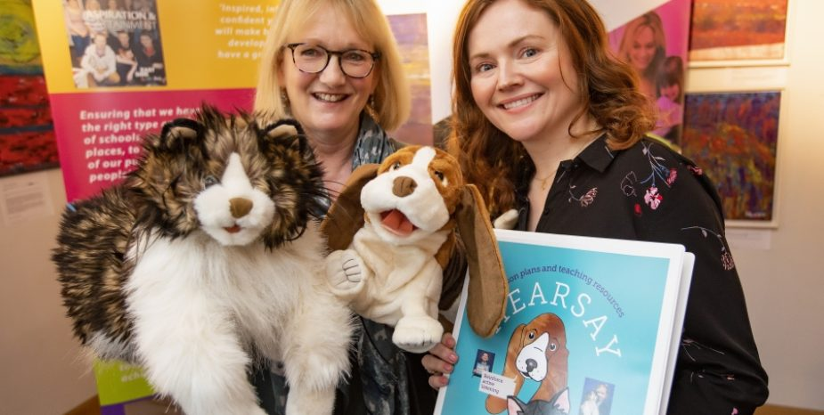 LOCAL STORIES AND PUPPETS HELP EAST BELFAST CHILDREN BUILD CONFIDENCE AND FUTURE SKILLS