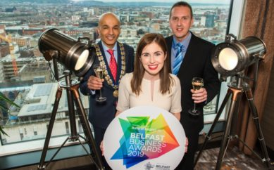 Boosting confidence, competitiveness and creativity – The BelfastBusinessAwards2019 are now open for entries