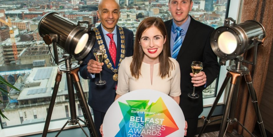 Boosting confidence, competitiveness and creativity – The Belfast Business Awards 2019 are now open for entries