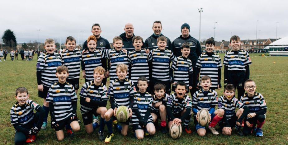 LITTLE WING PIZZERIA DELIVERS THE DOUGH TO EAST BELFAST CIYMS MINIS RUGBY CLUB