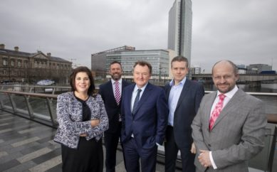 Northern Irish Law Firm Recognised with Top National Accolade