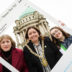 Women from all over Ireland in Belfast for International Women's Day