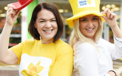 SPAR NI staff and shoppers contribute over £200,000 towards Marie Curie milestone