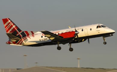 LOGANAIR CONFIRMS START DATE FOR BELFAST CITY – CARLISLE ROUTE