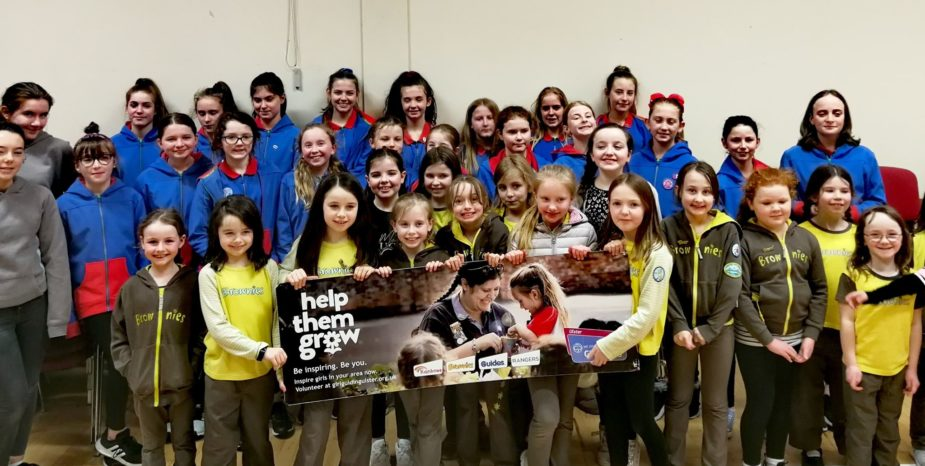 GIRLGUIDING ULSTER LAUNCH SECOND PHASE OF RECRUITMENT CAMPAGIN