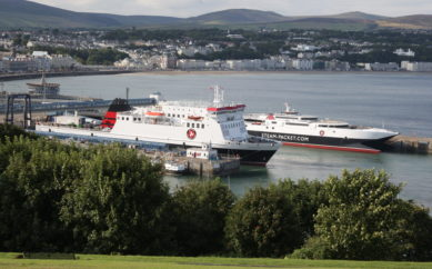 FREE FERRY TICKETS TO THE ISLE OF MAN UP FOR GRABS IN ANNUAL CELEBRATION OF FERRY TRAVEL