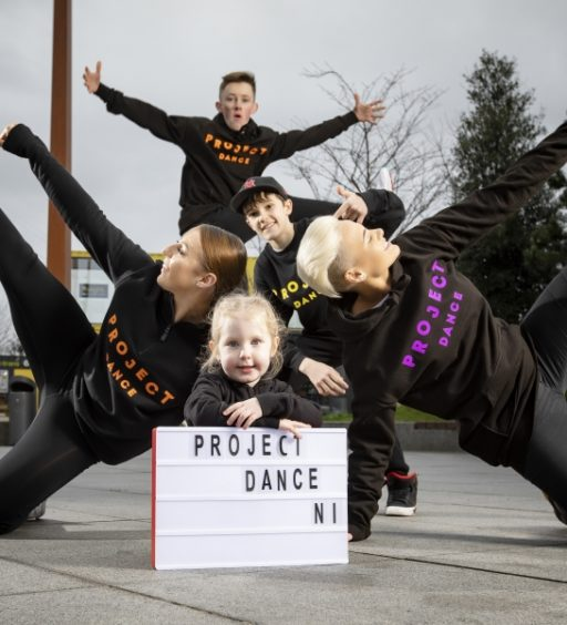 GET READY FOR ALL THINGS DANCE AT THE FIRST EVER PROJECT DANCE