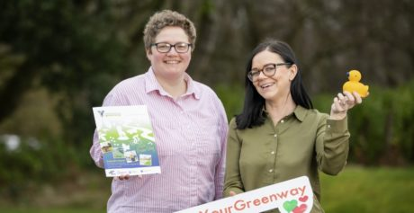 RESEARCH REVEALS IMPACT AND FUTURE POTENTIAL OF THE CONNSWATER COMMUNITY GREENWAY