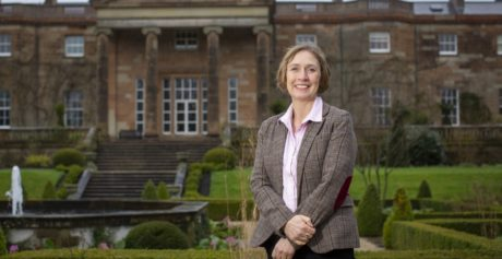 Claire Woods appointed as Gardens Manager at Hillsborough Castle and Gardens