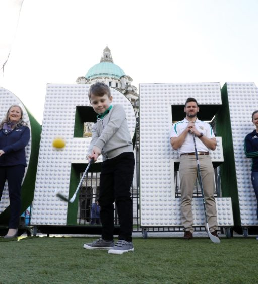 Tourism NI continues its 'Epic Journey to The 148th Open'