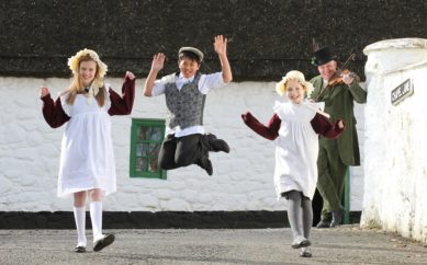 St Patrick's Day at the Ulster Folk Museum