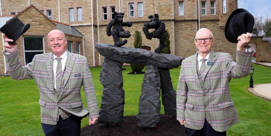 WORLD-RENOWNED ARTISTS TO EXHIBIT AT THE CULLODEN ESTATE & SPA