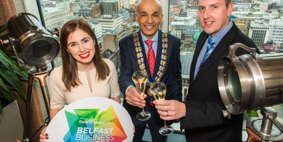 Spotlight on Success….Belfast Business Awards 2019 shortlist is revealed – 105 companies made the cut