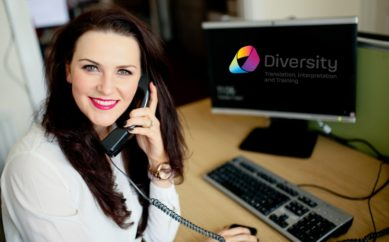 Diversity Rings in New Service with Launch of First Telephone Interpreting