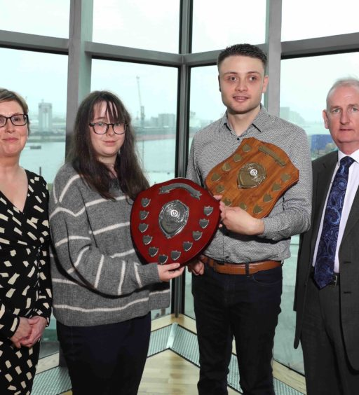 ORCHARDVILLE AWARDS RECOGNISE 170 LOCAL PEOPLE WITH LEARNING DISABILITIES AND/OR AUTISM