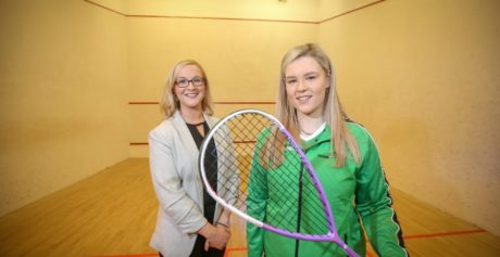 BELFAST TEENAGER AWAITS 'ONCE IN A LIFETIME OPPORTUNITY' AT WORLD SQUASH CHAMPIONSHIPS