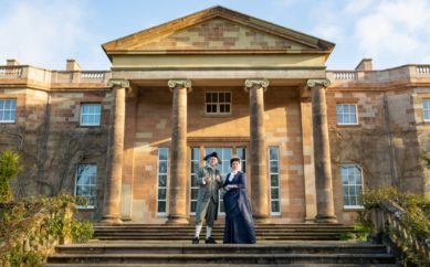 Step into history at Hillsborough Castle and Gardens this May Day Bank Holiday