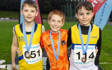 Orangegrove athlete comes out on top in the latest firmus energy Fab 5