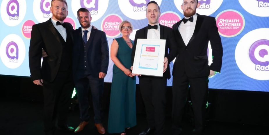 NORTH DOWN BUSINESSES RECOGNISED AT 2019 NI HEALTH & FITNESS AWARDS