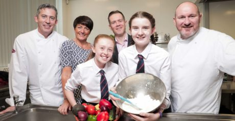 Top NI chefs back Mount Charles Big School Cook Off Competition