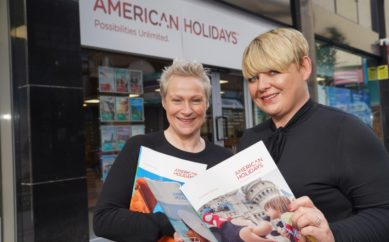 AMERCIAN HOLIDAYS INVESTS IN THE FUTURE OF ITS BELFAST BASE