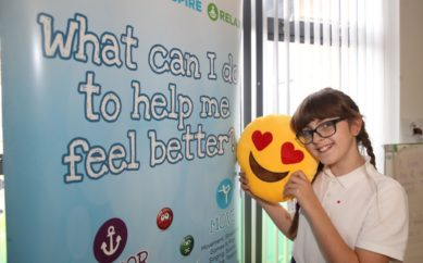 Young people have their say on mental health issues on World Mental Health Day
