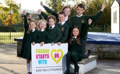 Anti-Bullying Week 2019 Empowering Young People – 'Change Starts With Us'