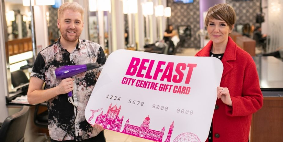 GIVE THE GIFT OF BELFAST THIS WINTER
