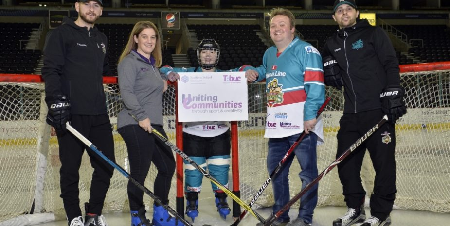 ODYSSEY ICE ACADEMY GLIDES INTO ITS THIRD YEAR WITH THE STENA LINE BELFAST GIANTS