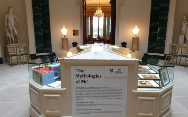 Mount Stewart hosts community art exhibition 'The Mythologies of Me'
