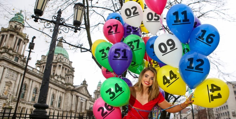National Lottery celebrates 25 years in 'lucky' NI