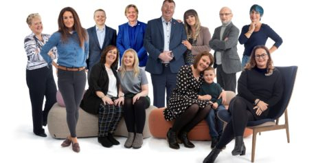 NI Chest Heart and Stroke assembles local heart heroes in fight against heart disease