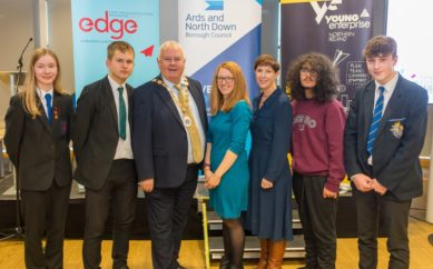 Council Hosts Student Workshop for Global Entrepreneurship Week