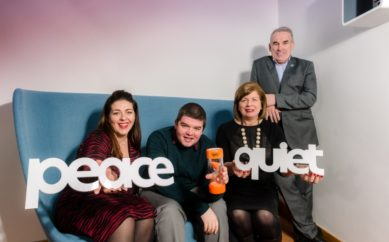 W5 TEAMS UP WITH NOW GROUP TO LAUNCH NEW QUIET ROOM