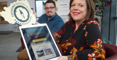 NEW APP LAUNCHED TO ENHANCE TOURISM EXPERIENCES IN NORTHERN IRELAND