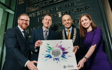 "Showcasing Excellence, Creativity and the ""The Best of Belfast"" The Belfast Business Awards 2020 are now open for entries"