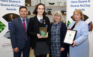 Our Lady and St Patrick's College Student's STEM Excellence Celebrated