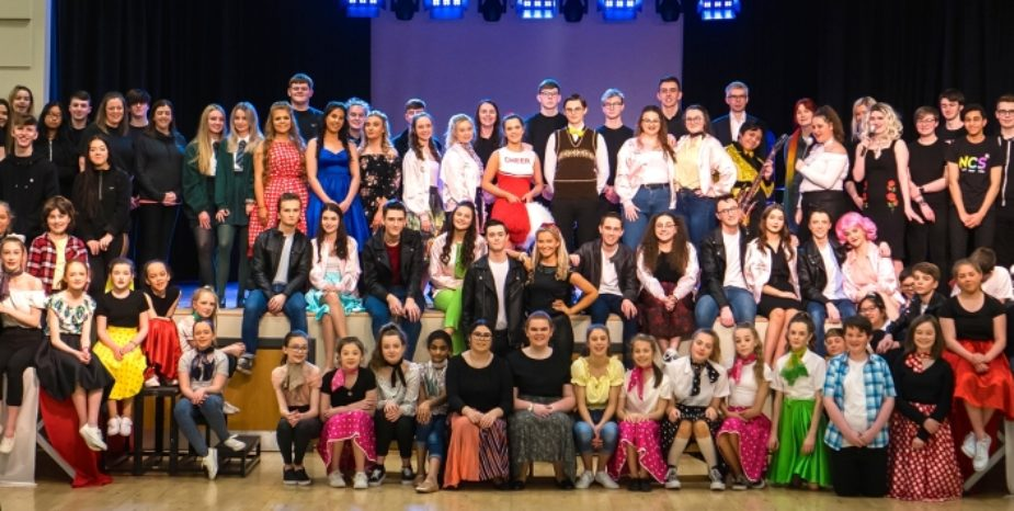 Grosvenor Grammar School  Drama Production 2020   – 'Grease'