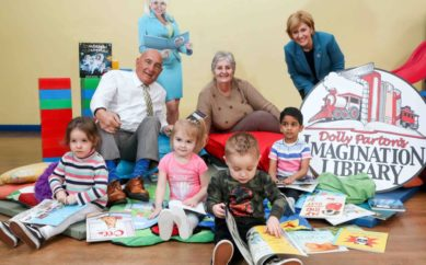 Hagan Homes nurtures Belfast children's love of reading in £75,000 commitment to Dolly Parton's book gifting Imagination Library