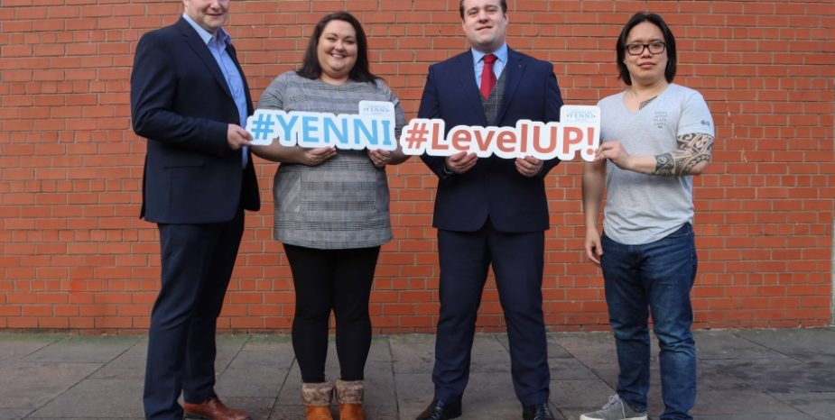 Level Up for Young Entrepreneur Success At Belfast Conference
