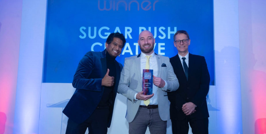 SUGAR RUSH ENTERS 2020 ON A HIGH WITH UK APP AWARDS WINS