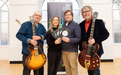 Ards International Guitar Festival 2020 Programme Announced.
