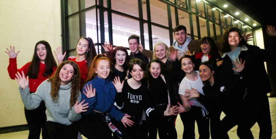 Young talent given chance to star in new musical at Theatre at the Mill