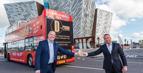 'DREAM' TOURISM PARTNERSHIP ANNOUNCED