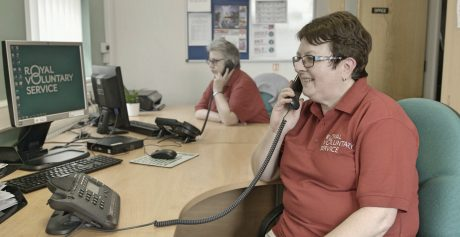 Volunteers ready to make 100,000 companionship calls, thanks to Asda Foundation