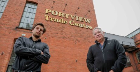 Good news for East Belfast as Portview receives National Lottery funding