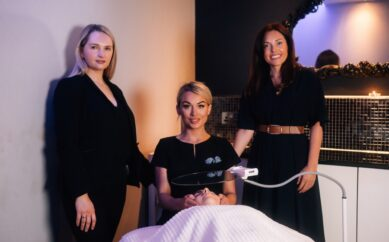 Five Star facials back in business at The Merchant Hotel thanks to local innovation