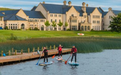 Lough Erne Resort Focuses the Blue Mind with Waterway Wellness Experiences